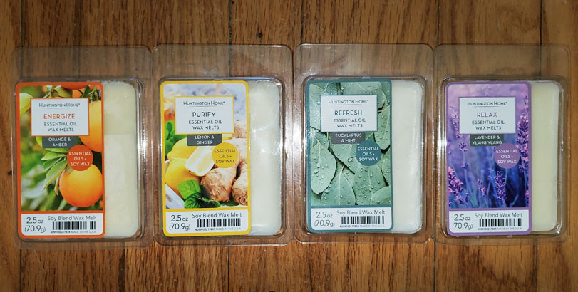 Aldi Essential Oil Wax Melt Reviews
