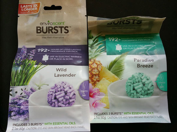Enviroscent Bursts Review