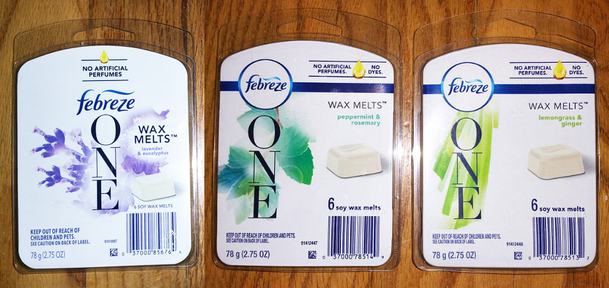 Febreze One Wax Melt Reviews