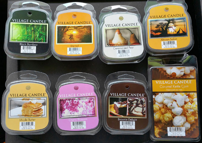 Village Candle Wax Melt Reviews