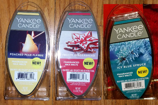 Yankee Candle Walmart Christmas Wax Melt Reviews 2018